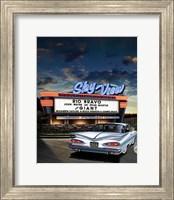 Skyview Drive In Fine-Art Print