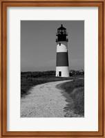 Black and Lighthouse Fine-Art Print