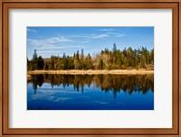 Lake Reflections Fine-Art Print