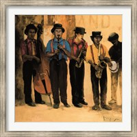 Dixie Band Fine-Art Print
