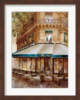 Cafe De Paris I Fine-Art Print