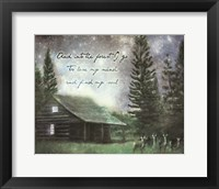 Into the Forest I Go Fine-Art Print