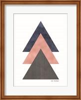 Triangles I Fine-Art Print