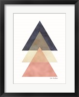 Triangles II Fine-Art Print