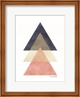 Triangles II Fine-Art Print