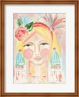 Fresh Face II Neutral Fine-Art Print