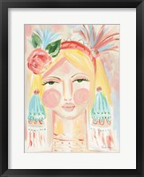 Fresh Face II Neutral Fine-Art Print
