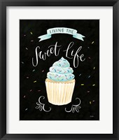 Sweet Life IV Dark Fine-Art Print
