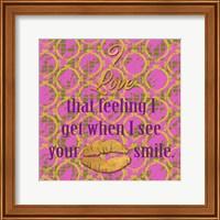 Love and Smile II Fine-Art Print