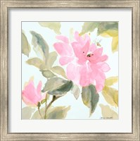 Early Pink Blooms I Fine-Art Print