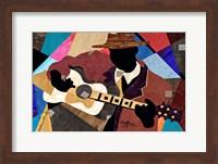 Blues Boy Fine-Art Print