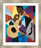Trumpet Jazz Dynamic Fine-Art Print
