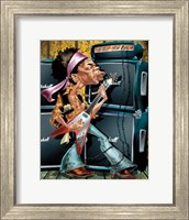The Young Guitarist Fine-Art Print