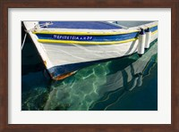 Workboats of Corfu, Greece IV Fine-Art Print