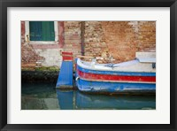 Venice Workboats I Fine-Art Print