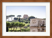 Rome Landscape II Fine-Art Print