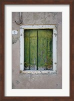 Windows & Doors of Venice III Fine-Art Print