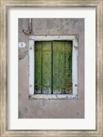 Windows & Doors of Venice III Fine-Art Print
