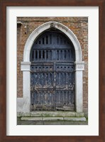 Windows & Doors of Venice V Fine-Art Print