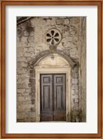 Distinguished Entrance - Kotor, Montenegro Fine-Art Print