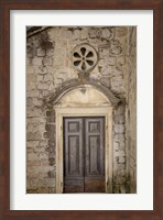 Distinguished Entrance - Kotor, Montenegro Fine-Art Print