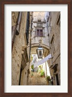 Laundry Day - Dubrovnik, Croatia Fine-Art Print