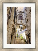 Laundry Day - Dubrovnik, Croatia Fine-Art Print