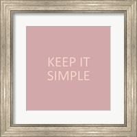 Simple Sentiment IV Fine-Art Print