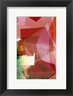 Coral Shapes II Fine-Art Print