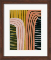 Retro Terracotta Fine-Art Print