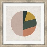 Terracotta Circle III Fine-Art Print