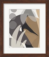 Neutral Abstract I Fine-Art Print