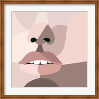 Neutral Face Fine-Art Print