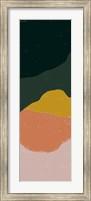 Terracotta Mountains I Fine-Art Print