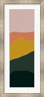 Terracotta Mountains II Fine-Art Print