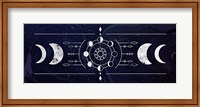 Purple Moons Fine-Art Print