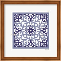 Blue Tile V Fine-Art Print