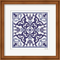 Blue Tile VI Fine-Art Print