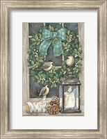 Winter Wreath Fine-Art Print