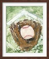 Baseball & Glove Fine-Art Print