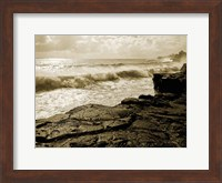 Pahoa Sea Fine-Art Print