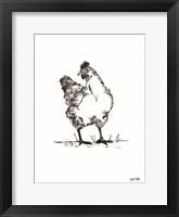 Farmhouse Chicken Fine-Art Print