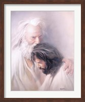 Father & Son Fine-Art Print