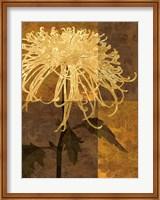 Golden Mums I Fine-Art Print