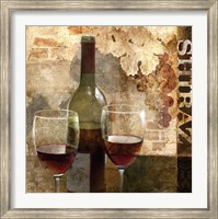 Cuisine - Red Fine-Art Print