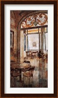 Grand Cafe Cappuccino I Fine-Art Print
