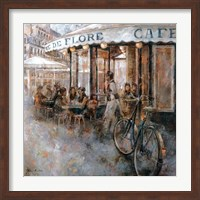Cafe de Flore, Paris Fine-Art Print