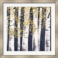 Fresh Forest Indigo III Fine-Art Print