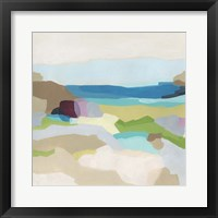 Pebble Valley I Fine-Art Print
