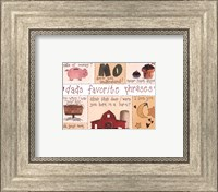 Dad's Favorite Phrases Fine-Art Print